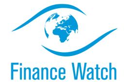 Asufin forma parte de Finance Watch desde 10.04.2019.