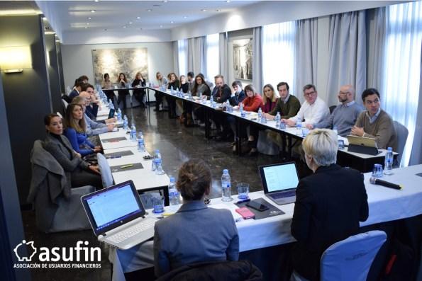 Reunión Trimestral de abogados colaboradores de ASUFIN