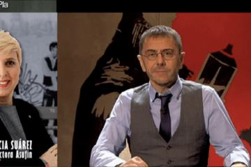 Wonder Woman en PUBLICO TV con Juan Carlos Monedero sobre Gastos Hipotecarios