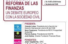 Debate ICAB - 7-5-19 Joan Capdevila | ERC J.M. García-Margallo | PP Luis Garicano | C'S Teresa Ribera | PSOE Ramon Tremosa | PDeCAT Ernest Urtasun | En Comú