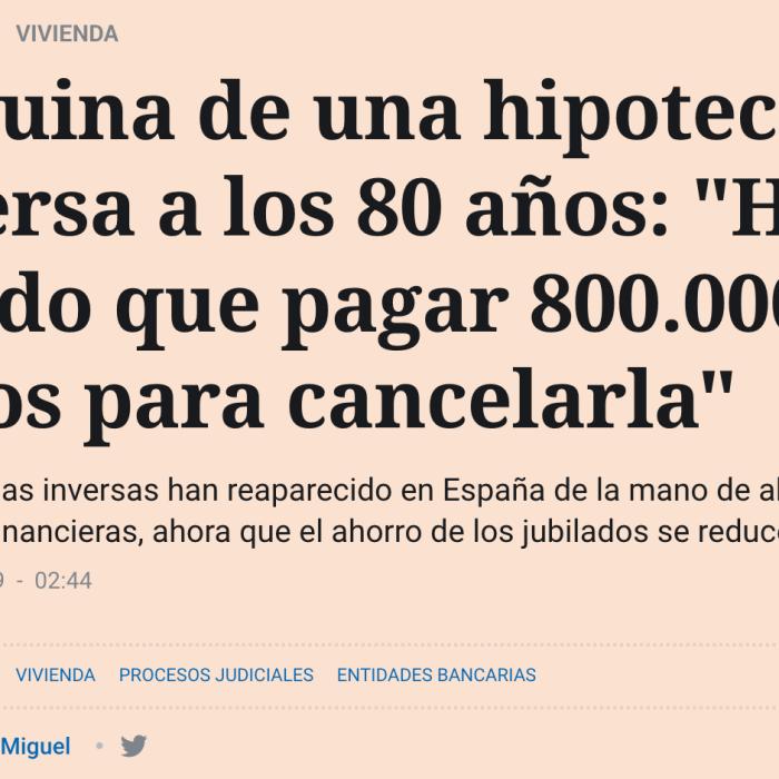 INVERSA: El caso de un socio de ASUFIN en El Español – 11.08.19