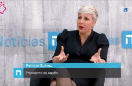 Patricia Suárez en la televisión asturiana sobre IRPH - 20.09.19