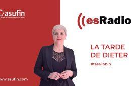 TASA TOBIN: ASUFIN en LIBERTAD DIGITAL - 18.02.20