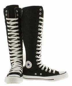 An Overview Of The Knee High Converse Boots 487675667