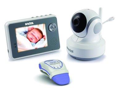 Snuza Trio Plus Baby Monitor System