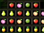 لعبة مطابقة كتل الفاكهة