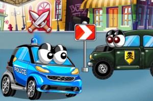 العاب سيارات جديدة للاطفال