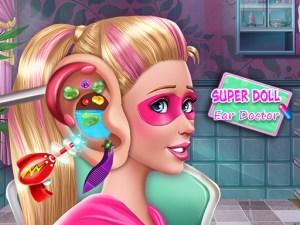 لعبة دكتور الأذن