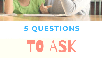 "5 QUESTIONS TO ASK YOUR KIDS INSTEAD OF ASKING ""HOW WAS YOUR DAY"""
