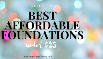 best cheap foundations