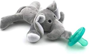 how to soothe a teething baby at night pacifier