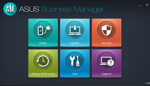 Asus Business Manager