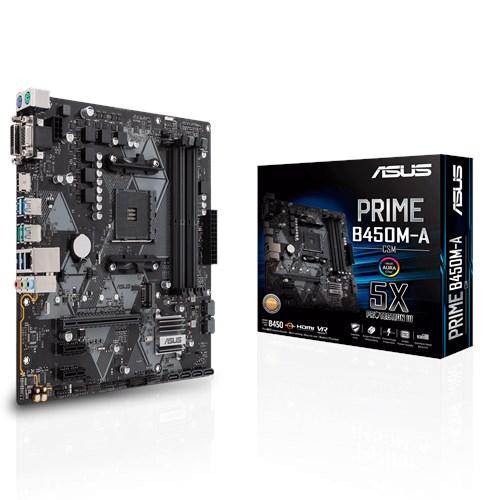 PRIME B450M-A/CSM