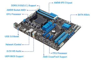 M5A97 LE R20 | Motherboards | ASUS USA