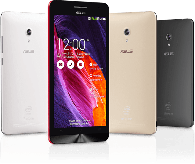ZenFone 6 (A600CG) | Phone | ASUS Global