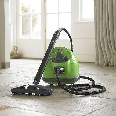 Limpieza con vapor, las ventajas e inconvenientes