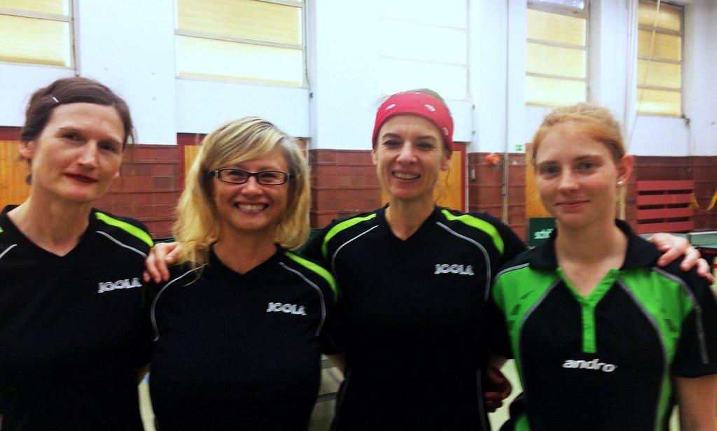1.Damenmannschaft Saison 2017/2018