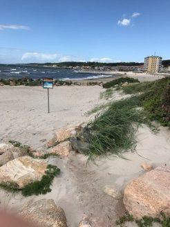 Strand hat es auch