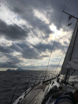 Capri in Sicht
