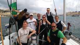 Rolex Middle Sea Race 2018 Crew