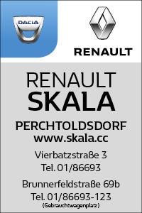 Logo Renault Skala