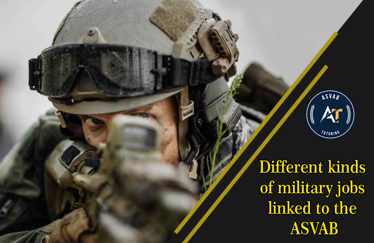 Different Kinds of Military Jobs Linked to the ASVAB | ASVAB New York