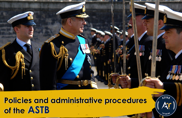 Policies and Administrative Procedures of the ASTB | ASVAB Test New York