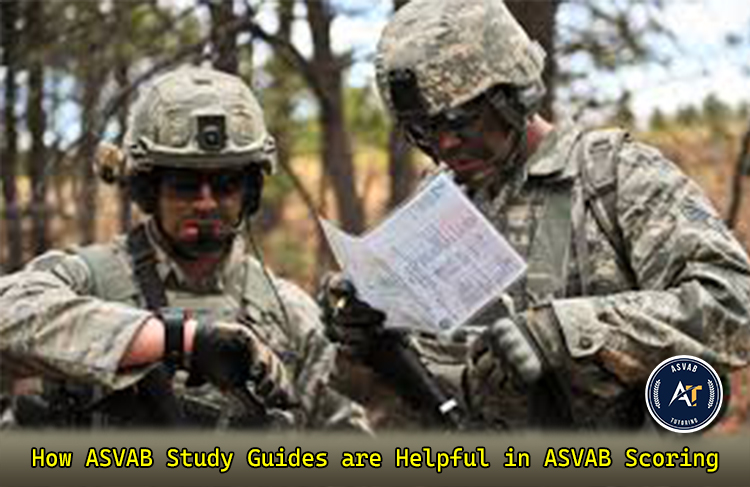 ASVAB Study Guides Helpful in ASVAB Scoring