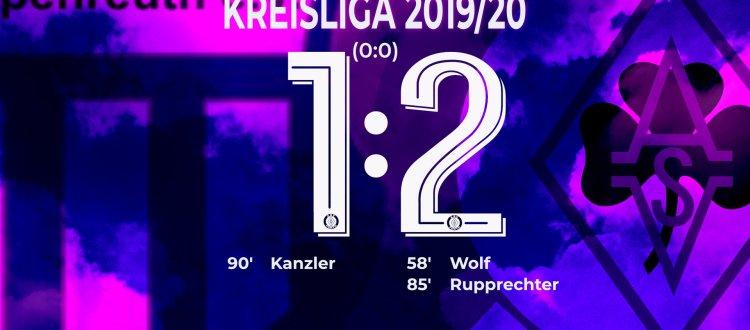 SV Poppenreuth 1:2 ASV Fürth (16.09.19)