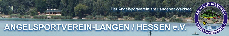Angelsportverein Langen / Hessen e.V.