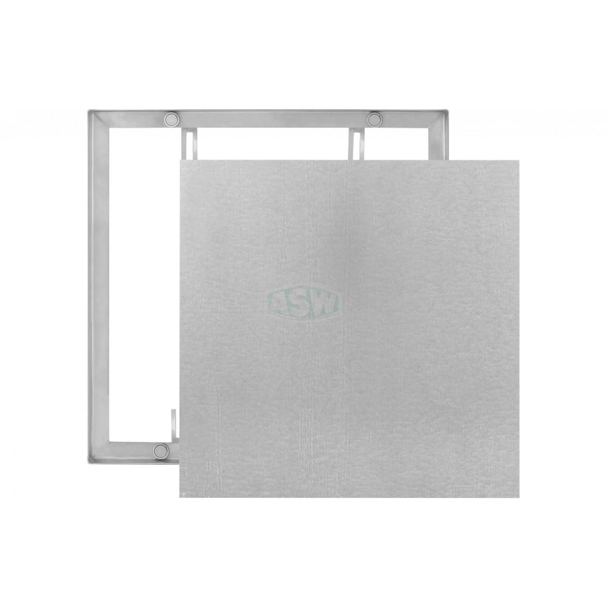 stainless steel magnet tile frame