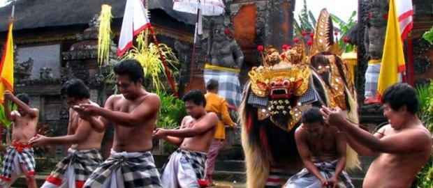 Tari Barong, Pertunjukkan Andalan Kesenian Tradisional Bali