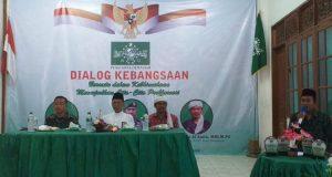 Kukuhkan Kebhinekaan, PCNU Kota Denpasar Adakan Dialog Kebangsaan