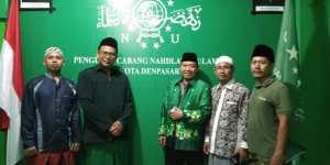 Ketua Pergunu DKI Jakarta, Sosialisasi Taman Baca di Sekretariat NU Kota Denpasar