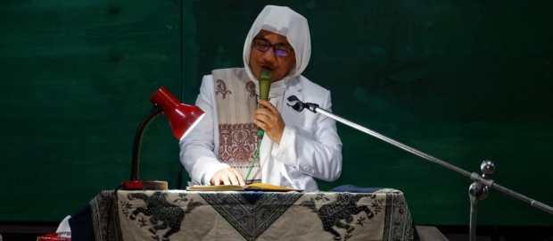 Siroojuth Thalibin Jampes Denpasar Gelar Istighosah