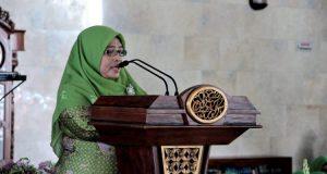 Muslimat NU Bali Berupaya Turut Wujudkan Sat Kerthi Loka