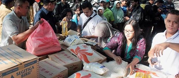 Atasi Dampak Covid-19, GP Ansor Buleleng Usulkan Operasi Sembako Murah