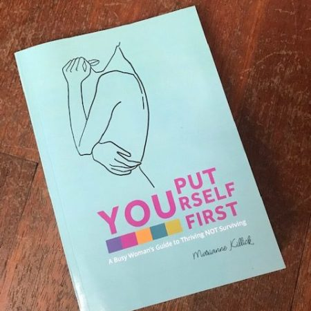 Put Yourself First book