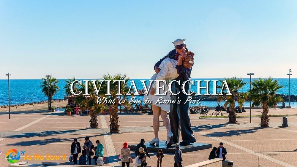 What to see in Civitavecchia, Rome's port