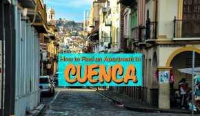 rent apartment in Cuenca Ecuador