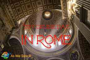 Plan your own DIY Rome tour