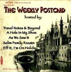 Linkup TheWeeklyPostcard