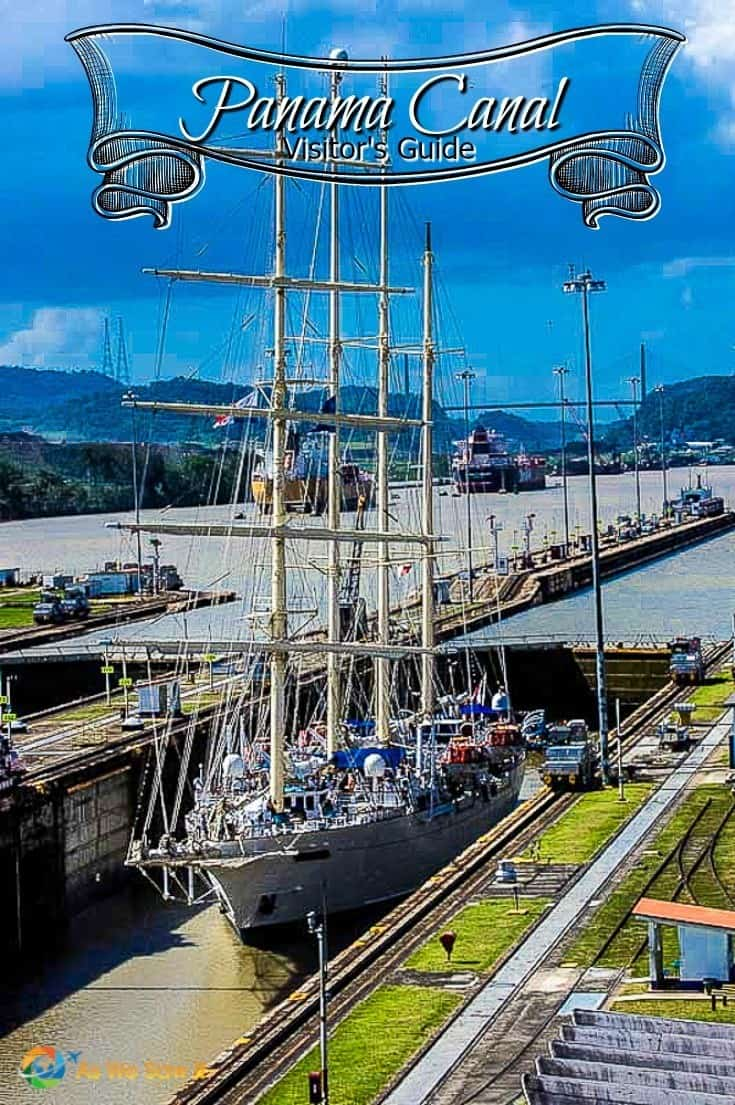 Great guide to visiting the Panama Canal, written by a frequent visitor