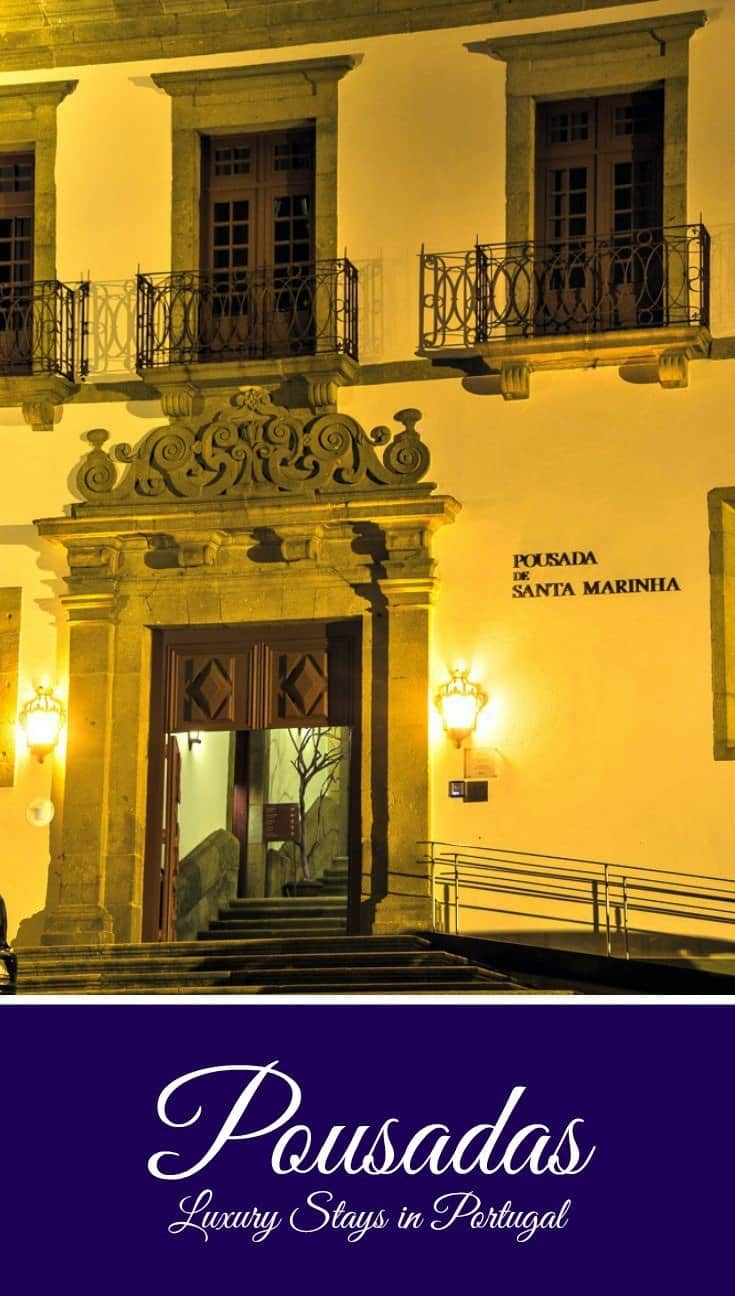 Luxurious and historic, staying in a Portuguese pousada costs only slightly more than your average chain hotel.