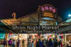 Unbelievable! What They Sell at Shilin Night Market in Taipei