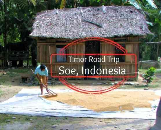 Road trip to Soe Timor