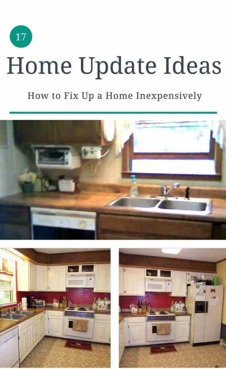 Great ideas - 17 easy ways to update a 1970s house without spending lots of money.