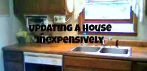 Preparing to Sell: How to Update a House Inexpensively