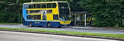 Dublin Ireland Sightseeing Bus