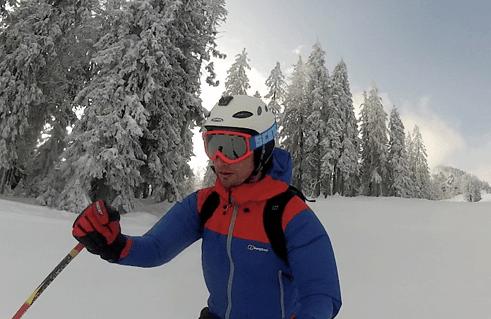 Garmisch-Partenkirchen Skiing